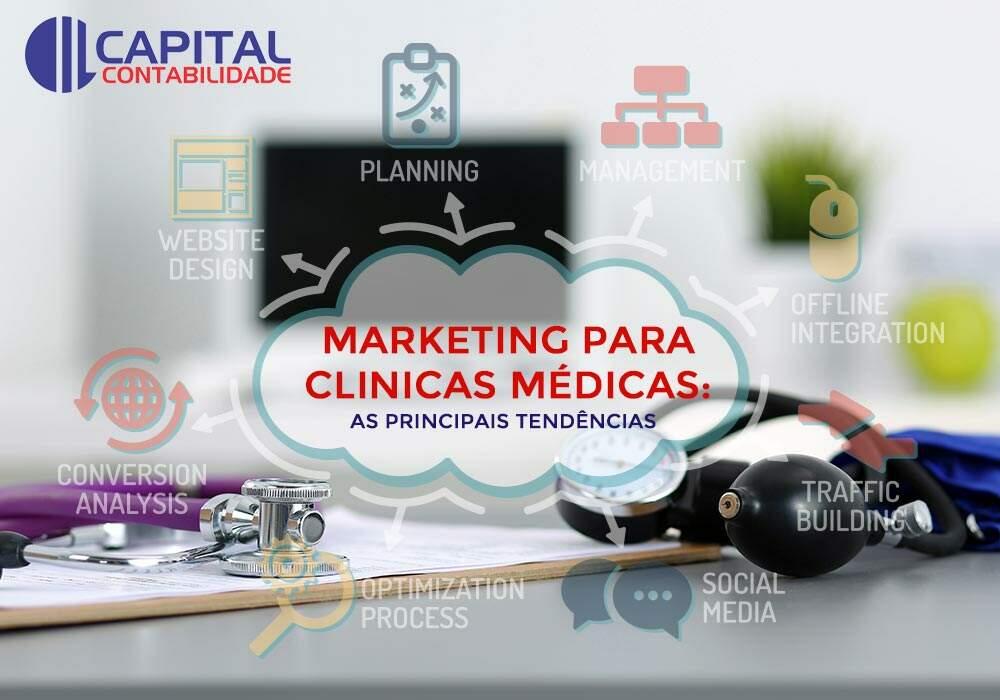 Marketing Para Clínicas Médicas: As Principais Tendências