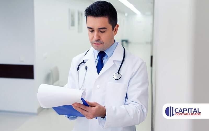 Gestão Tributária Para Médicos – 3 Dicas Para Manter As Contas E A Tributação Em Dia!