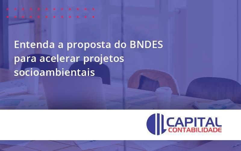 Entenda Como O BNDES Promete Acelerar Projetos Que Possuam Reflexos Socioambientais E Prepare-se Para Crescer